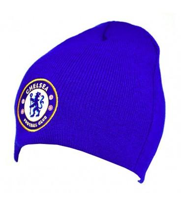 Čepice Chelsea Londýn - modrá