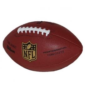 NFL míč Wilson Duke Game Ball