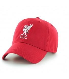 Kšiltovka FC Liverpool - červená