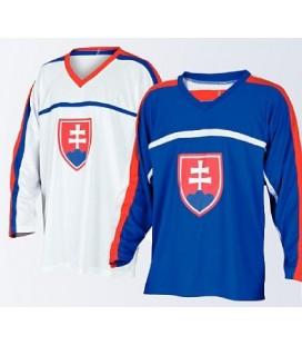Hokejový dres Slovensko - modrý