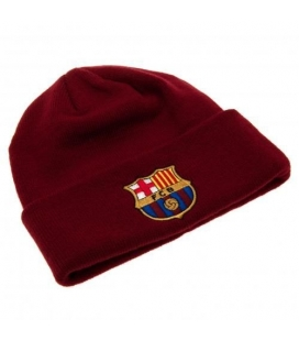 Čepice FC Barcelona - bordó