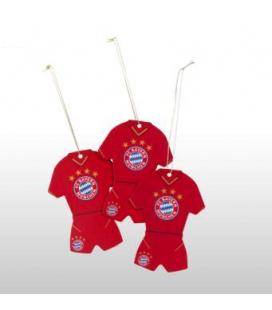 Osvěžovač vzduchu Bayern Mnichov - 3ks