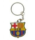 Přívěsek na klíče FC Barcelona - znak