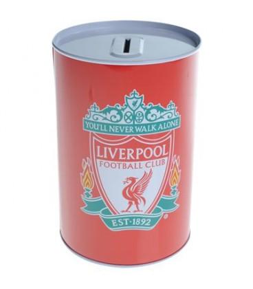 Spornička ve tvaru plechovky FC Liverpool