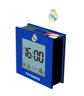 Budík Real Madrid - digitální
