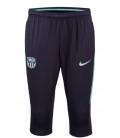 Tréninkové tříčtvrteční kalhoty FC Barcelona - tmavě modrá