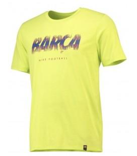 Triko FC Barcelona - žlutá