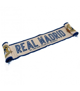 Šála Real Madrid - bílá