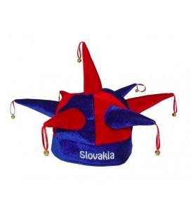 Klobouk šašek Slovensko