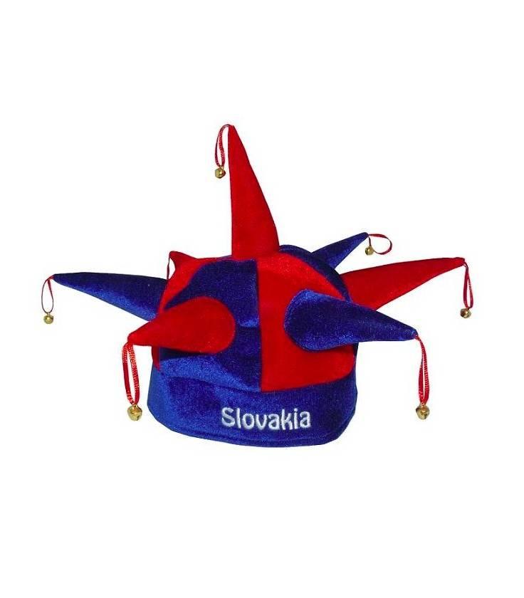 Klobouk šašek Slovensko - nízký