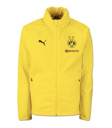 Nepromokavá větrovka Borussia Dortmund