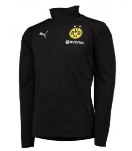 Flísová větrovka Borussia Dortmund - černá