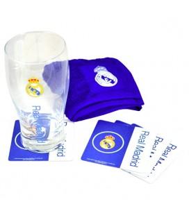 Pivní set Real Madrid
