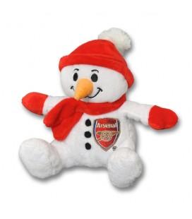 Sněhulák Arsenal Londýn