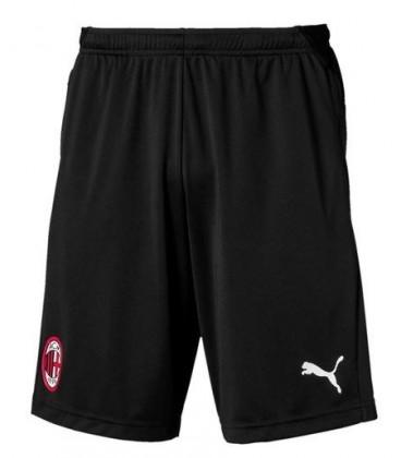 Tréninkové trenýrky AC Milán - černá