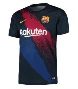 Předzápasový dres FC Barcelona