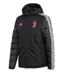 Zimní bunda s kapucí Juventus Turín
