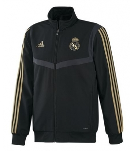 Tréninková mikina na zip Real Madrid