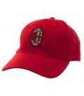Kšiltovka AC Milán - červená