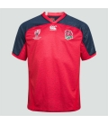 Anglie venkovní reprezentační rugby dres 2019/20