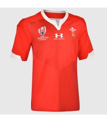 Wales domácí reprezentační rugby dres 2019/20