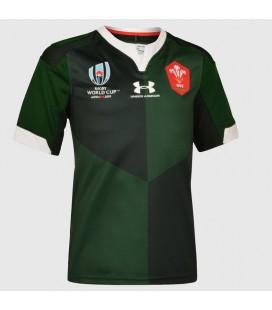 Wales venkovní reprezentační rugby dres 2019/20