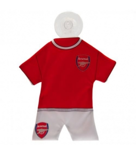 Mini dres do auta Arsenal Londýn