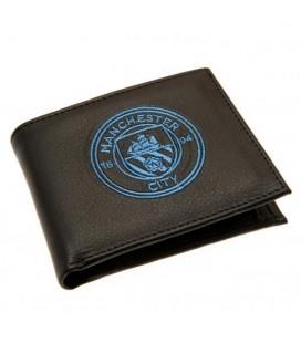Peňeženka Manchester City - kožená