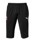 Tréninkové tříčtvrteční kalhoty AC Milán