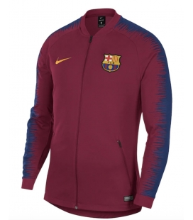 Mikina na zip FC Barcelona Authentic