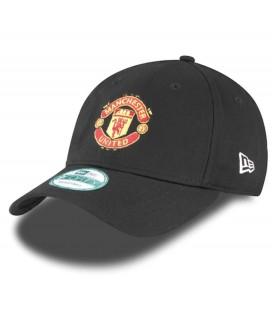Kšiltovka Manchester United - černá