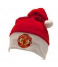 Čepice Manchester United - červená