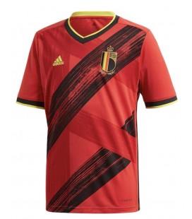 Belgie domácí dres 2019/21