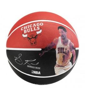 Basketbalový míč Spalding Chicago Bulls