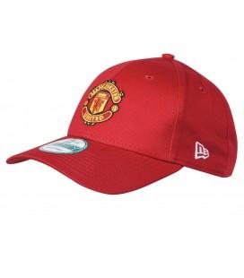 Kšiltovka Manchester United - červená