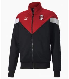 Mikina na zip AC Milán