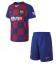 FC Barcelona domácí dětský fotbalový dres + trenýrky