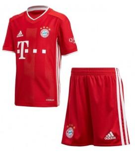 Bayern Mnichov domácí dětský fotbalový dres + trenýrky