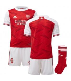Arsenal Londýn domácí dětský fotbalový dres + trenýrky + stulpny
