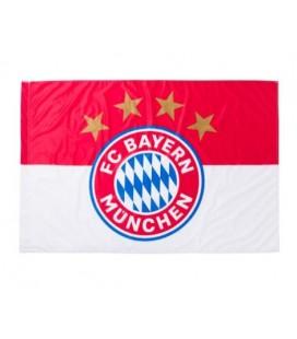 Vlajka Bayern Mnichov - velká