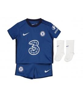 Chelsea Londýn domácí dětský fotbalový dres + trenýrky + stulpny