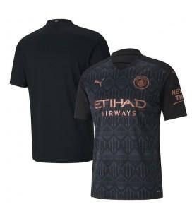 Manchester City venkovní dres 2020/21