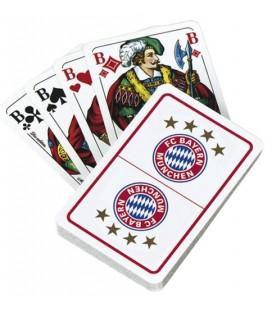 Karty Bayern Mnichov