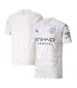 Manchester City třetí dres 2020/21