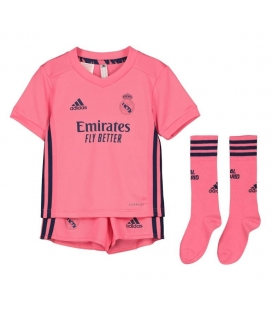 Real Madrid venkovní dětský fotbalový dres + trenýrky