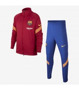 FC Barcelona dětská joggingová souprava