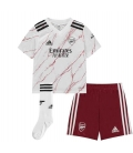 Arsenal Londýn venkovní dětský fotbalový dres + trenýrky + stulpny