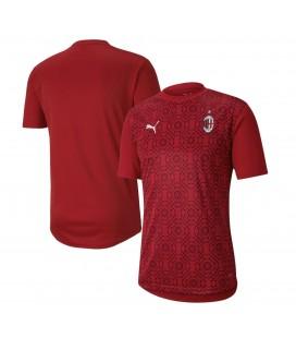 Předzápasový dres AC Milán