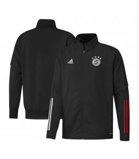 Tréninková mikina na zip Bayern Mnichov