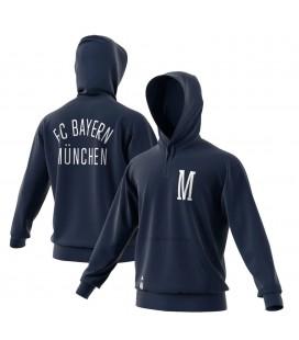 Mikina s kapucí Bayern Mnichov
